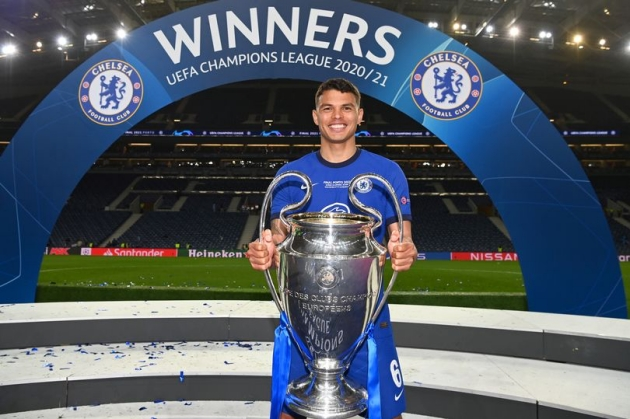 Thiago Silva makes honest admission over fitness after signing new Chelsea contract - Bóng Đá