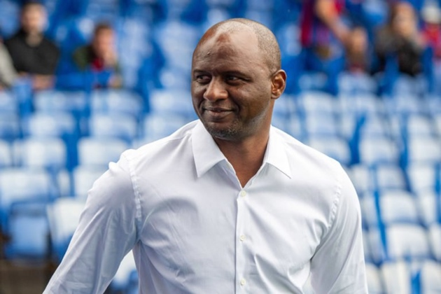James McNicholas has been speaking about Patrick Vieira potentially managing Arsenal one day - Bóng Đá