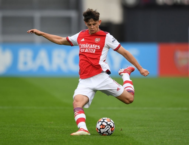 Wilshere lauds Arsenal teenager who is 'going to make a name for himself' - Bóng Đá
